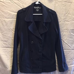 Lucky Brand-Size L-Double-Breasted Jacket